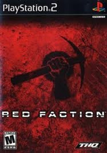 Red Faction - PS2 Game