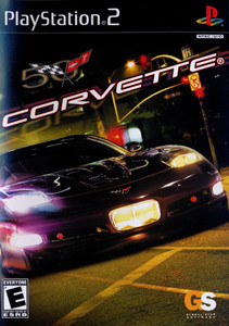 Corvette - PS2 Game