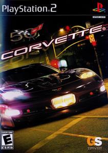 Corvette - PS2 Game