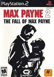 Max Payne 2 - PS2 Game