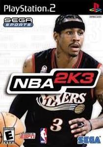 NBA 2K3 - PS2 Game