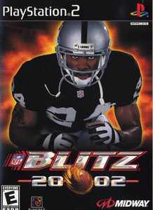 NFL Blitz 2002 - PS2 Game