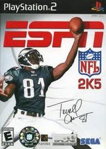 ESPN NFL 2K5 - PS2 Game