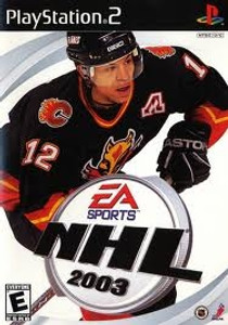 NHL 2003 - PS2 Game