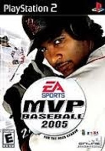 MVP Baseball 2005- PS2 Game