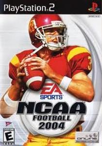 NCAA Football 2004 - PS2 Game