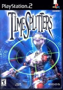 Time Splitters - PS2 Game