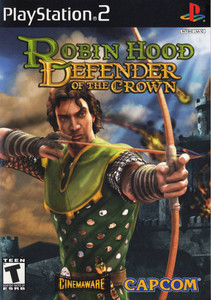 Robin Hood Defender Of Crown - PS2 Game