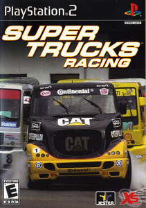 Super Trucks Racing - PS2 Game