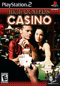High Rollers Casino - PS2 Game
