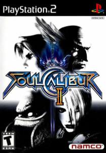 Soul Calibur 2 - PS2 Game