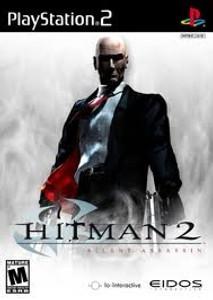 Hitman 2 Silent Assassin - PS2 Game