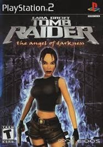 Tomb Raider The Angel of Darknes - PS2 Game