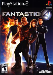 Fantastic 4 - PS2 Game