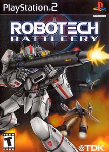 Robotech Battlecry - PS2 Game