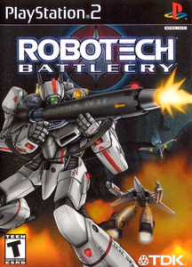 Robotech Battlecry - PS2 Game