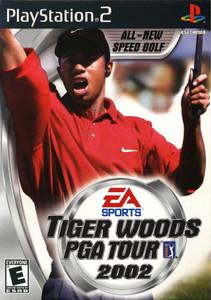 Tiger Woods PGA Tour 2002 - PS2 Game