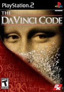 Da Vinci Code, The - PS2 Game