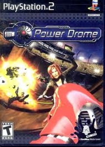 Power Drome - PS2 Game