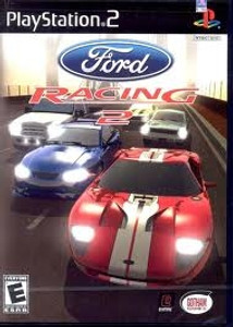 Ford Racing 2 - PS2 Game
