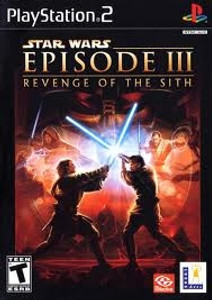 Star Wars Episode III - PS2 Game