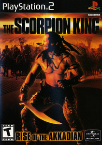 Scorpion King Rise of the Akkadian - PS2 Game