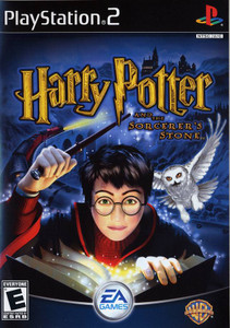 Harry Potter Sorcerer's Stone - PS2 Game