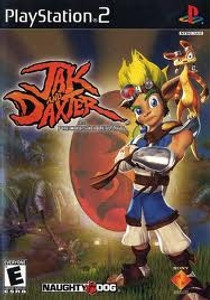 Jak And Daxter Precursor Legacy - PS2 Game