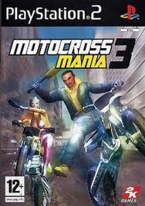 Motocross Mania 3 - PS2 Game