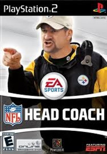 NFL Head Coach - PS2 Game
