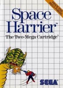 Space Harrier Sega Master System Game