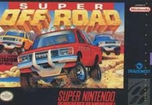 Super Off Road - SNES Game