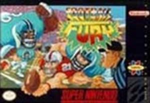 Football Fury - SNES Game