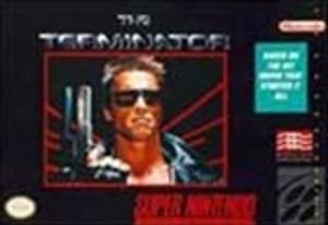 Terminator, The - SNES Game