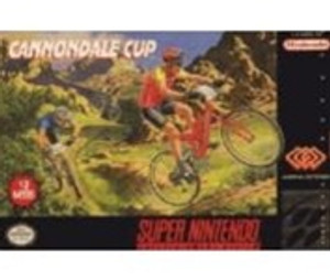 Cannondale Cup - SNES Game