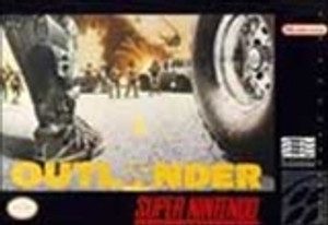 Outlander - SNES Game