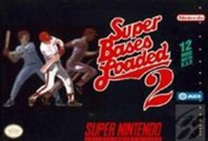 Super Bases loaded 2 - SNES Game