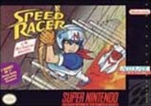 Speed Racer - SNES Game