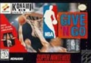NBA Give 'N Go - SNES Game