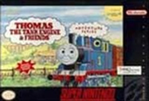 Thomas the Tank Engine & Friends - SNES Game