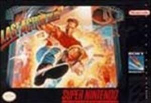 Last Action Hero - SNES Game