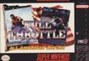 Full Throttle - SNES Game