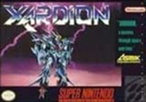 Xardion - SNES Game