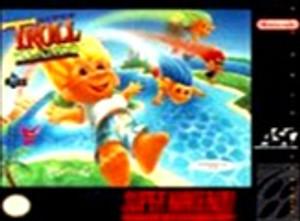 Super Troll Islands - SNES Game