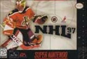 NHL 97 - SNES Game