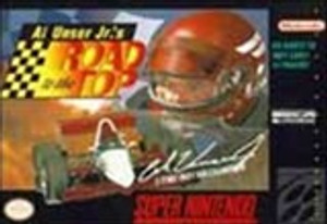 Al Unser Jr's Road To the Top - SNES Game