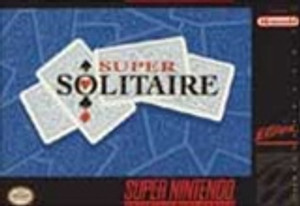 Super Solitaire - SNES Game