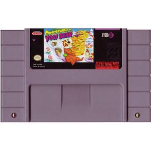 Adventures of Yogi Bear - SNES Game