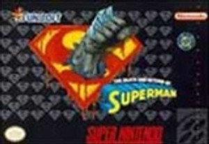 Death and Return of Superman, The - SNES Game