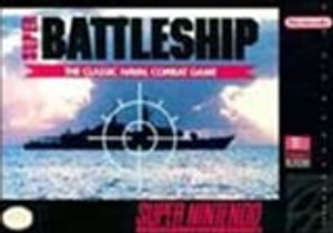 Super Battleship - SNES Game